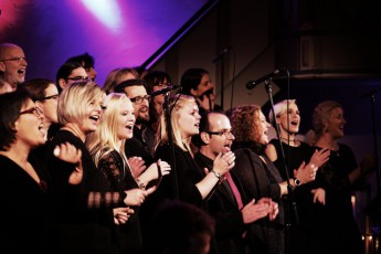 """Gospel in Concert"" mit Chocolate"